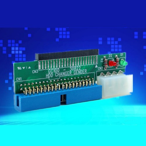 """2.5"""" IDE to 3.5"""" IDE HDD SSD Adapter Converter Card"""