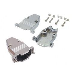 DB 15 Pin Metal Konnektör Kasası 2 Adet