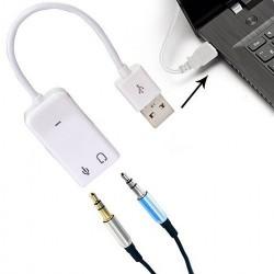 USB Ses Kartı 7.1 Channel