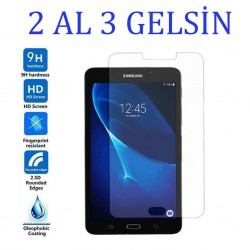 Samsung Tab 4 SM-T230 Temperli Cam Tablet Ekran Koruyucu