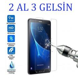 Samsung Galaxy 10.1 Tab A SM-T580 T585  Temperli Cam Ekran Koruyucu