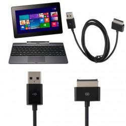 Asus Eee Pad Transformer TF101 TF201 Tablet için USB veri şarj kablosu 1 metre