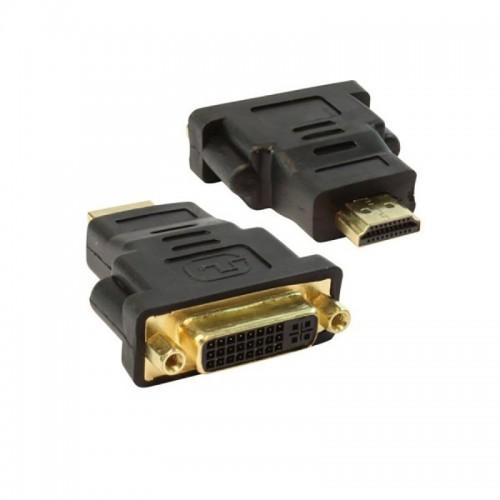 HDMI Erkek to DVI (24+5) Dişi Dönüştürücü