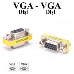 VGA Dişi / VGA Dişi Dönüştürücü