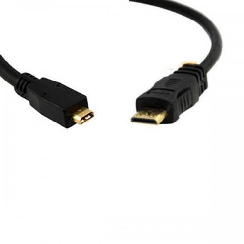 Micro HDMI Dişi to Mini HDMI Erkek - 30cm