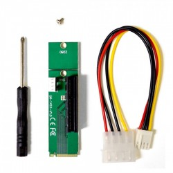 M2 Sata Pci-E Ekran Kartı Çoğaltıcı Adaptör