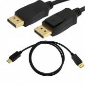 DisplayPort / Mini DisplayPort