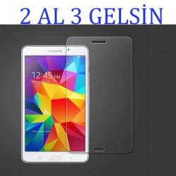 Samsung Galaxy Tab 4 SM-T330 Temperli Cam Ekran Koruyucu
