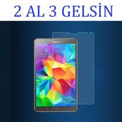 Samsung Galaxy SM-T700 T705 Temperli Cam Tablet Ekran Koruyucu
