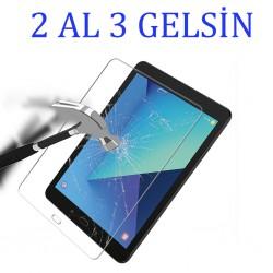 Samsung Galaxy SM-T815 Temperli Cam Tablet Ekran Koruyucu